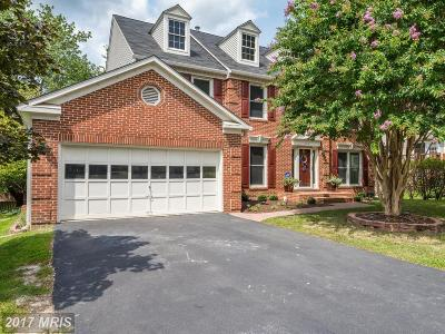 Herndon Single Family Home For Sale: 813 Spring Knoll Drive