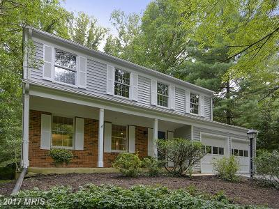 Reston Single Family Home For Sale: 2617 Soapstone Drive