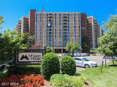Mclean Condo For Sale: 6800 Fleetwood Road #604