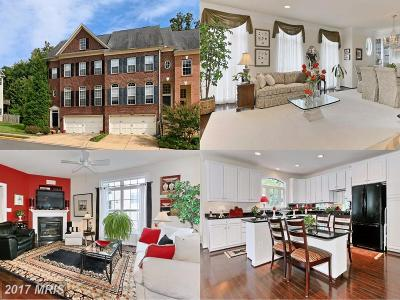 Annandale Townhouse For Sale: 4619 Aspen Hill Court