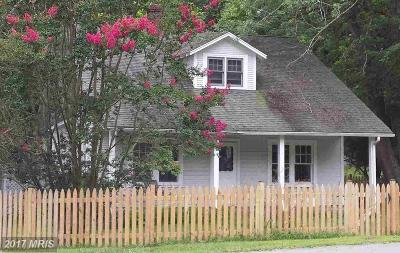 Vienna Single Family Home For Sale: 10401 Hunter Station Road