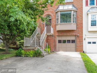 Herndon Townhouse For Sale: 1249 Bond Street