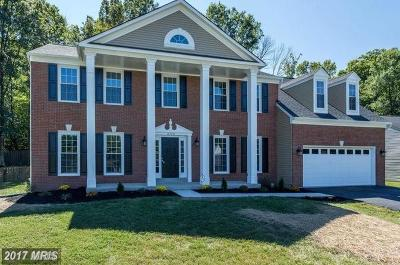 Fairfax Station VA Single Family Home For Sale: $809,900