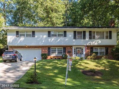 Fairfax VA Single Family Home For Sale: $734,900
