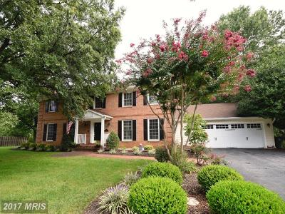Alexandria Single Family Home For Sale: 3716 Riverwood Road