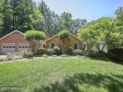 Fairfax Station VA Single Family Home For Sale: $899,900