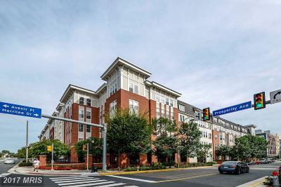 Fairfax Condo For Sale: 2665 Prosperity Avenue #456