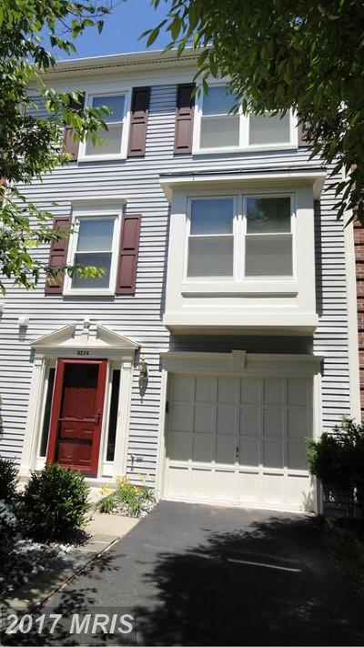 Kingstowne Townhouse For Sale: 5324 Buxton Court