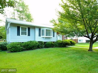 Lorton Single Family Home For Sale: 8817 Benham Street