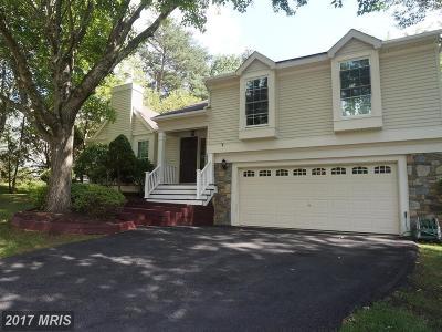 Fairfax Single Family Home For Sale: 10893 Adare Drive