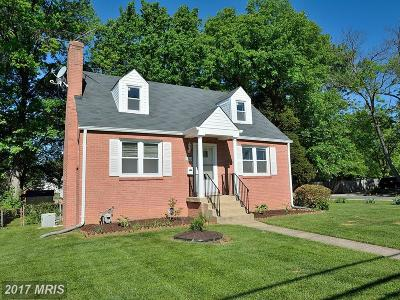 Falls Church Single Family Home For Sale: 3000 Lawrence Drive