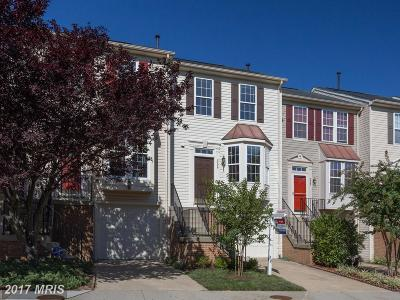 Alexandria Townhouse For Sale: 7706 Bartley Way