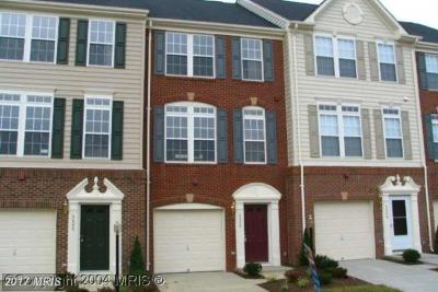 Falls Church Townhouse For Sale: 3537 Ellery Circle