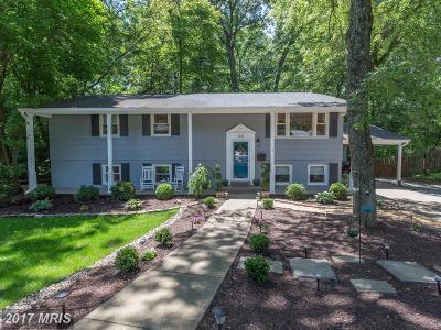 Fairfax Single Family Home For Sale: 4226 Braeburn Drive