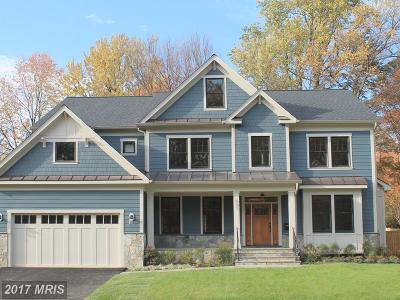 Vienna Single Family Home For Sale: 607 Kingsley Road SW