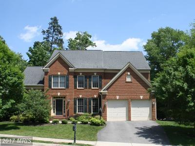 Lorton Single Family Home For Sale: 8609 Monacan Court