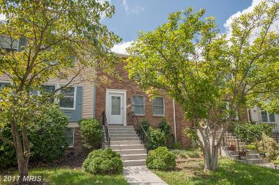 Alexandria Townhouse For Sale: 5324 Larochelle Court
