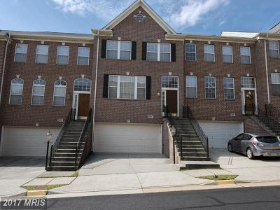 Chantilly Townhouse For Sale: 13959 James Cross Street