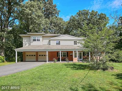 Falls Church Single Family Home For Sale: 3409 Greentree Drive