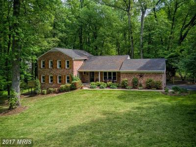 Great Falls Single Family Home For Sale: 927 Welham Green Road