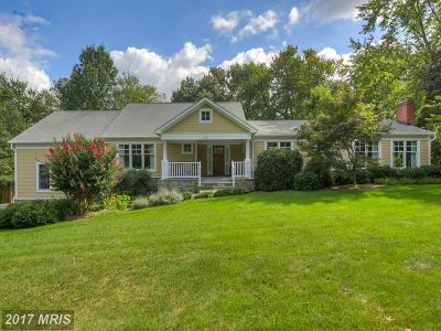 Vienna Single Family Home For Sale: 507 Druid Hill Road NE