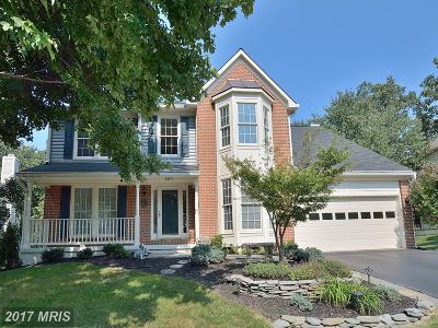 Herndon Single Family Home For Sale: 840 Spring Knoll Drive