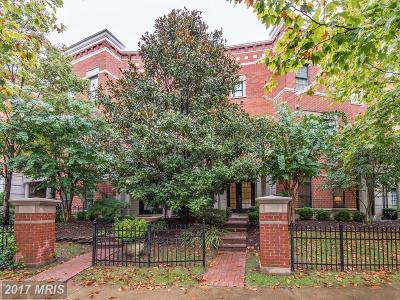 Reston Townhouse For Sale: 12192 Chancery Station Circle
