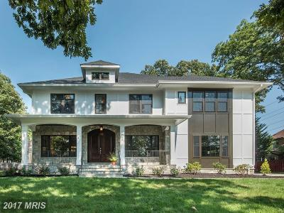 Falls Church Single Family Home For Sale: 2733 Pioneer Lane