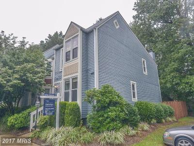 Reston Townhouse For Sale: 11203 Silentwood Lane