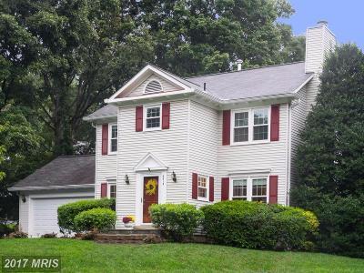 Burke Single Family Home For Sale: 6413 Four Oaks Lane
