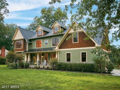 Vienna Single Family Home For Sale: 230 Ayr Hill Avenue NE