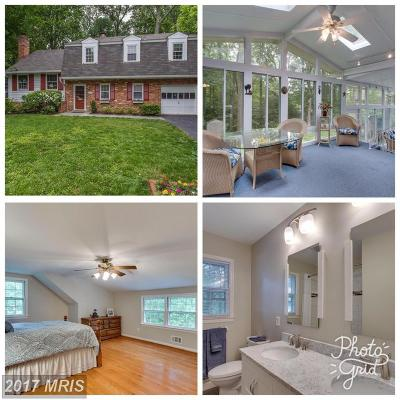 Annandale Single Family Home For Sale: 8217 Chivalry Road