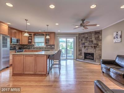 Alexandria Townhouse For Sale: 7182 Lake Cove Drive