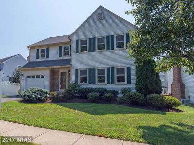 Vienna Single Family Home For Sale: 8219 Bell Lane