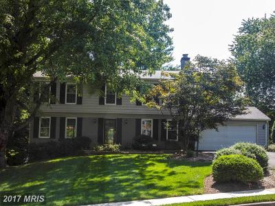 Vienna Single Family Home For Sale: 1831 Abbotsford Drive