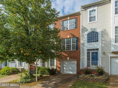 Fairfax Townhouse For Sale: 11404 Sunflower Lane