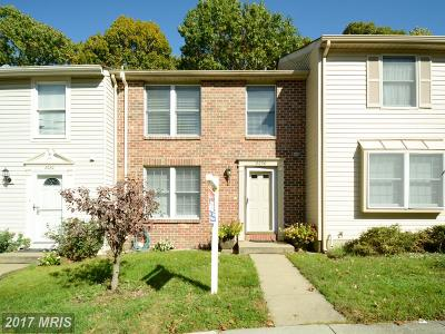 Springfield Condo For Sale: 8058 Donegal Lane