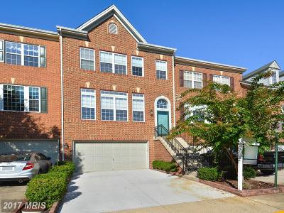 Reston Townhouse For Sale: 12222 Dorrance Court