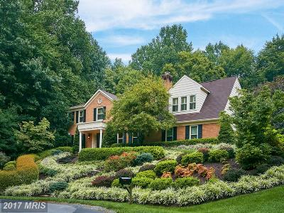 Fairfax Station VA Single Family Home For Sale: $849,900