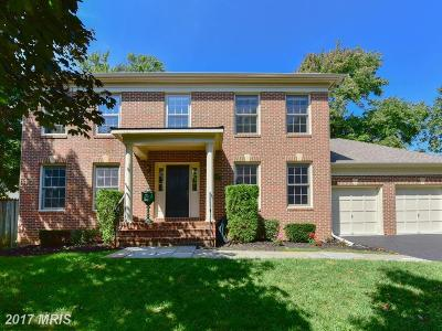 Falls Church Single Family Home For Sale: 3114 Patrick Henry Drive