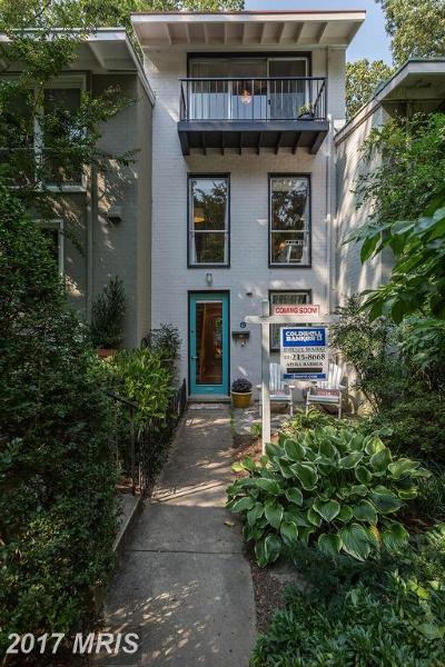 Reston Townhouse For Sale: 11467 Waterview Cluster