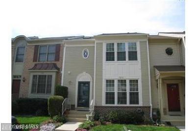 Springfield Rental For Rent: 7210 Hidden Ridge Court