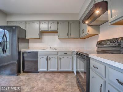 Fairfax Townhouse For Sale: 10297 Latney Road