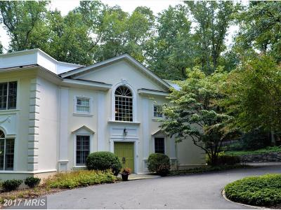 Fairfax, Loudoun Single Family Home For Sale: 947 Swinks Mill Road