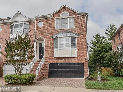 Vienna VA Townhouse For Sale: $824,900