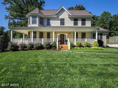 Falls Church Single Family Home For Sale: 1822 Anderson Road
