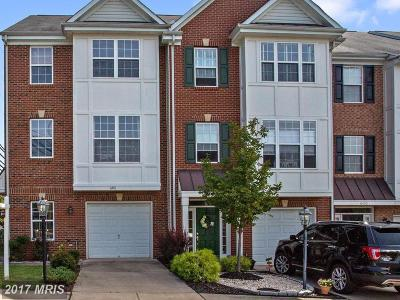 Alexandria Townhouse For Sale: 6401 Nice Place