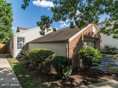 Alexandria Single Family Home For Sale: 7524 Cross Gate Lane
