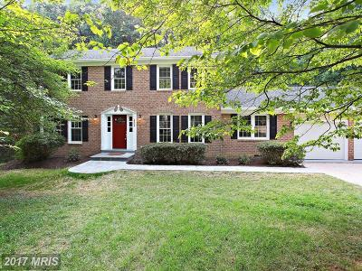 Vienna Single Family Home For Sale: 2204 Lomond Court