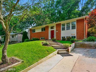 Fairfax Single Family Home For Sale: 4936 Gainsborough Drive